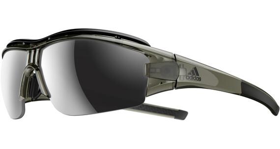 adidas Evil Eye Halfrim Pro Pyöräilylasit , harmaa